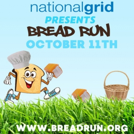 Bread Run at National Grid Photo
