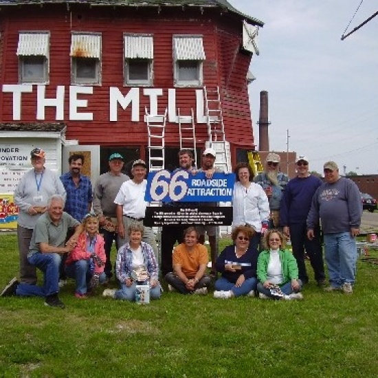 Route 66 Heritage Foundation Oflogan County's Photo