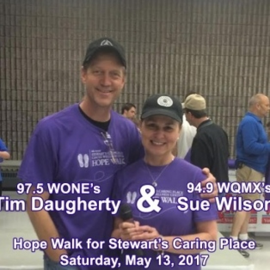Sue and Tim's Photo