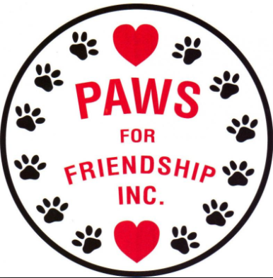 PAWS FOR FRIENDSHIP