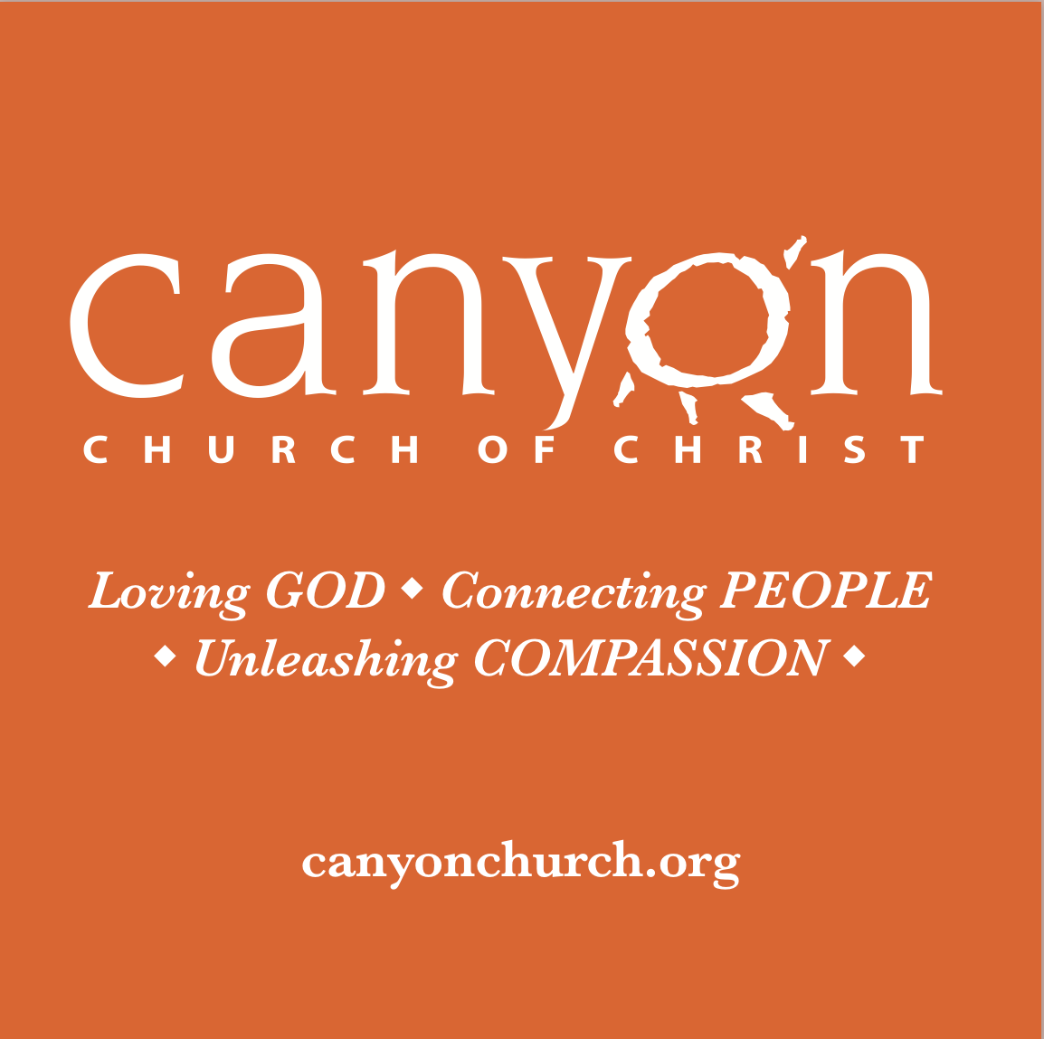 Canyon Church of Christ