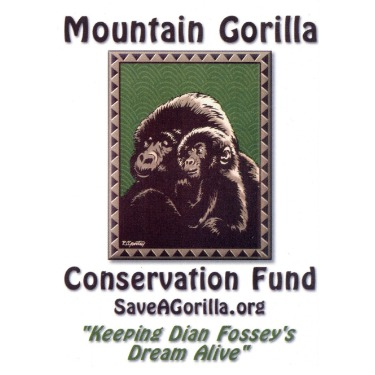 MOUNTAIN GORILLA CONSERVATION FUND