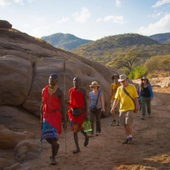 100 Miles for Elephants 2017 - with Hidden Places Travel and Elephant Earth