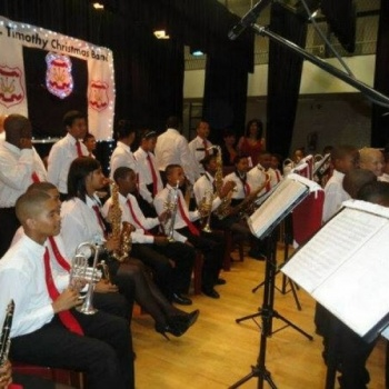 ST. TIMOTHY'S XMAS BAND INSTRUMENT FUNDING DRIVE