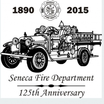 Seneca Fire Dept. 9/11 Memorial Stair Climb