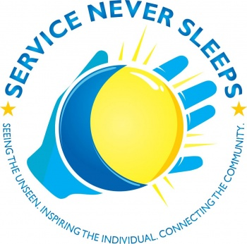 Service Fellowship Year with Service Never Sleeps