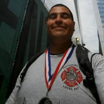 Marcos Fragosa - Tunnel to Towers Tower Climb NYC