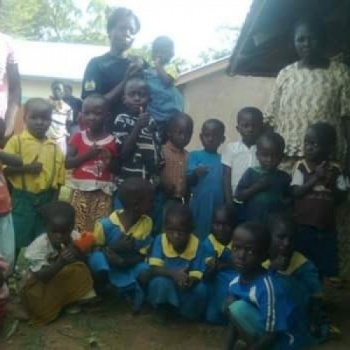 helping orphans with food and education