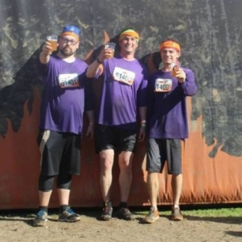 Mudders Against Cancer