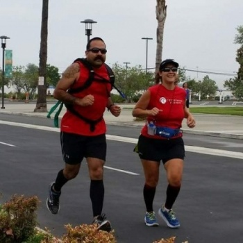 Yvette   Gutierrez - Cottonwood Runners | Long Beach Marathon 2017