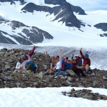 "PCT Fundraiser - $1 for every mile we hike to support ""Inspiring Girls Expeditions"""