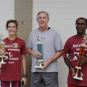 Kevin's Cause 8th Annual Suicide Prevention 5K & Health Fair