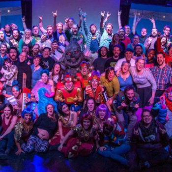 Baltimore Rock Opera Society Needs a Forever Home!