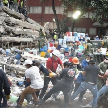 Mexico Earthquakes Image