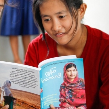 EDUCATION EMPOWERS GIRLS
