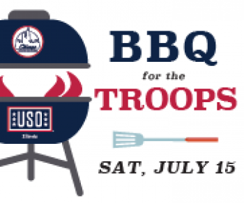 Advantage Chevrolet's BBQ for the Troops