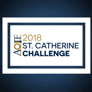 2018 AOTF St. Catherine's Challenge - Columbia University Programs in Occupational Therapy