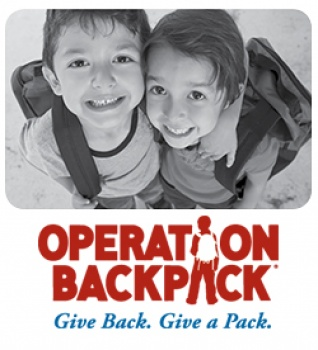 Saeema's Birthday Operation Backpack