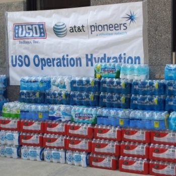 AT&T Pioneers OPERATION HYDRATION