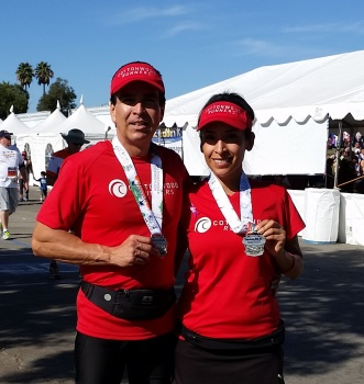 Frank Urrea - Cottonwood Runners | Long Beach Marathon 2017