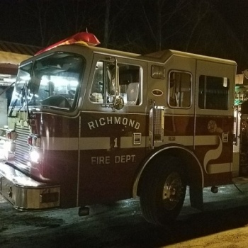 Richmond Fire Dept.