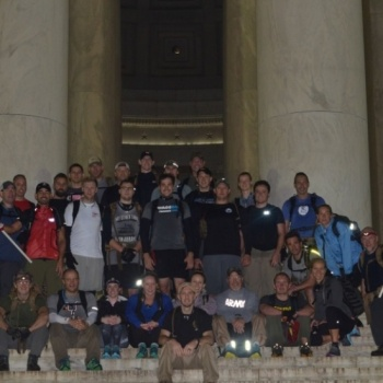 GORUCK Tough---Third Option Foundation