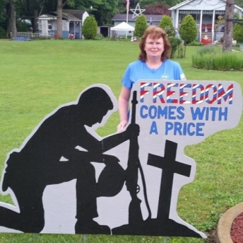 Brenda Clark - Wounded Warrior Project