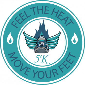 Feel the Heat and Move Your Feet 5K - American Heart Association Image