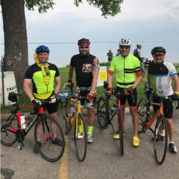 Edward Lin - 2017 Titletown Bike Tour