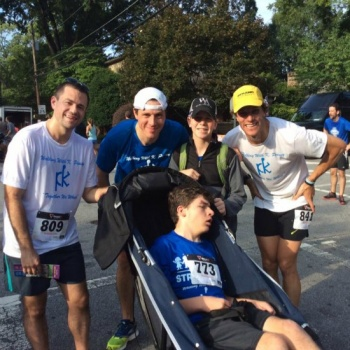 Team Blazin' Barron at the GA Publix 13.1 Image