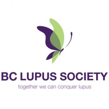 BC LUPUS SOCIETY - LACE UP 4 LUPUS