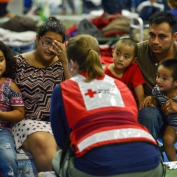 Help people affected by Hurricane Harvey