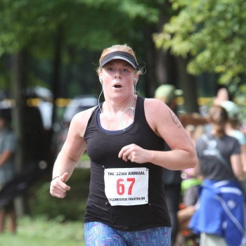 Never Give Up Ever, Inc. (Running for the Kiddos!)