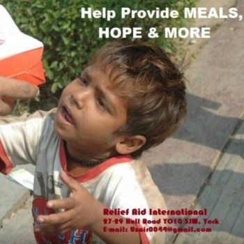 Help Provide Meals
