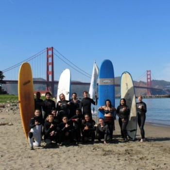 City Surf Project - Board Fundraising Challenge 2017