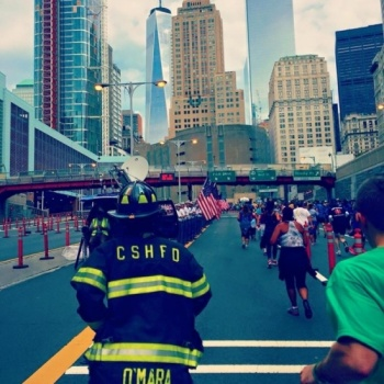 2017 Tunnel to Towers 5K Run - Liam O'Mara