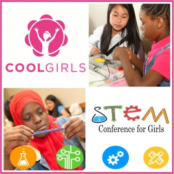 """""""A Beautiful Me""""  STEM Conference for Girls"""