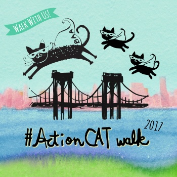 Summer 2017 #ActionCat Walk