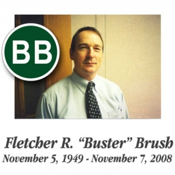 BB Buster Brush Memorial