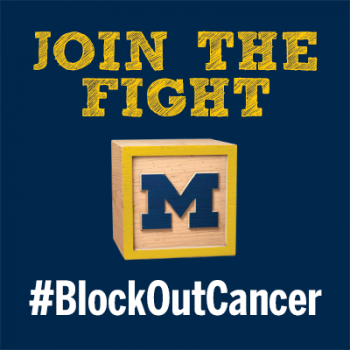Black Out to Block Out Cancer