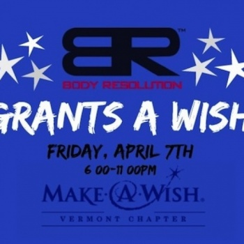 Body Resolution Grants A Wish 2017