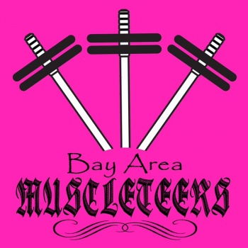 Bay Area Muscleteers Battling for Bright Pink