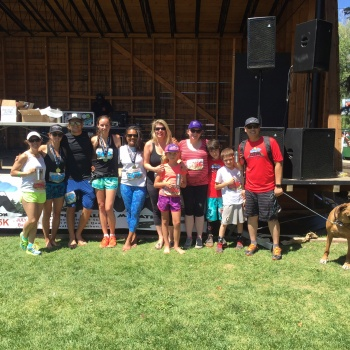 Aspen Youth Center - Aspen Valley Marathon, Half-Marathon, and 5k - July 15, 2017