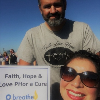 Faith, Love & Hope for a Cure Image