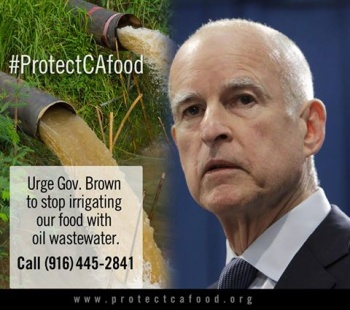 Send a GIANT Message to Governor Brown!