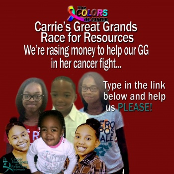 The Colors of Cancer Race 4 Resources