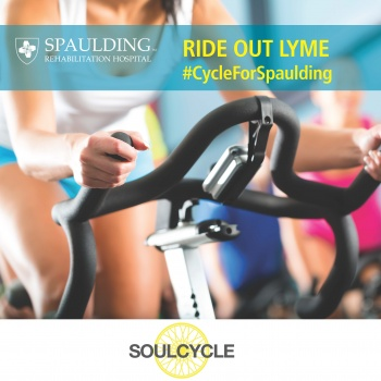 Ride Out Lyme #CycleforSpaulding 2017