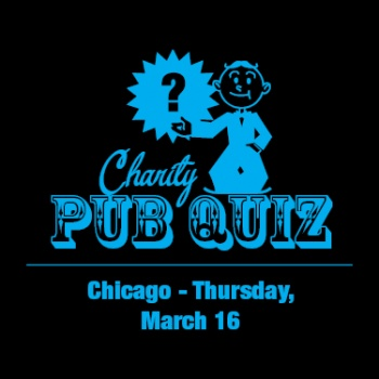 QUIZ FOR A CAUSE: SG CHARITY PUB QUIZ CHICAGO - MARCH 16