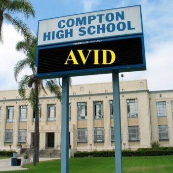 Compton High AVID Northern California College Tour!!