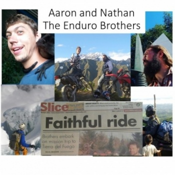 Enduro Brothers Journey Across the Americas - Raising Funds for Special Operations Brothers